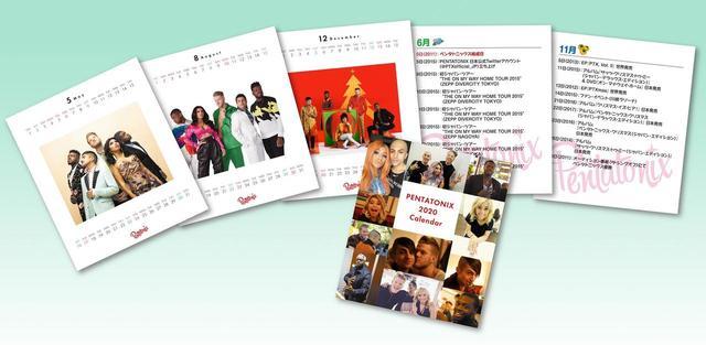 画像2: ペンタトニックス、日本デビュー5周年を記念したアルバムリリース