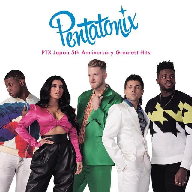 画像1: ペンタトニックス、日本デビュー5周年を記念したアルバムリリース