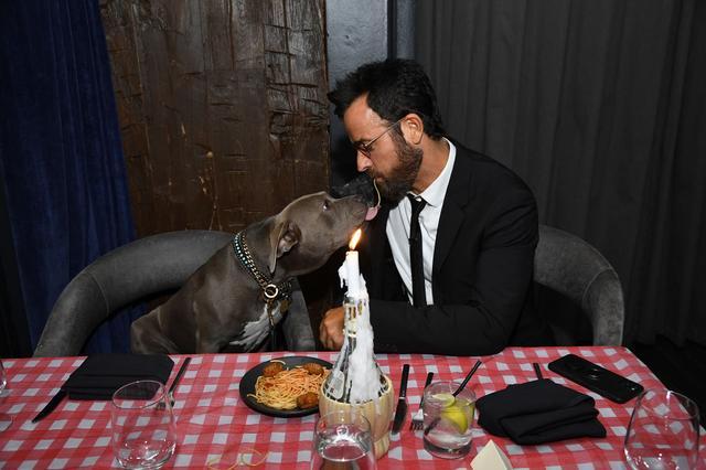 画像2: 愛犬とあの超ロマンチックなシーンを再現