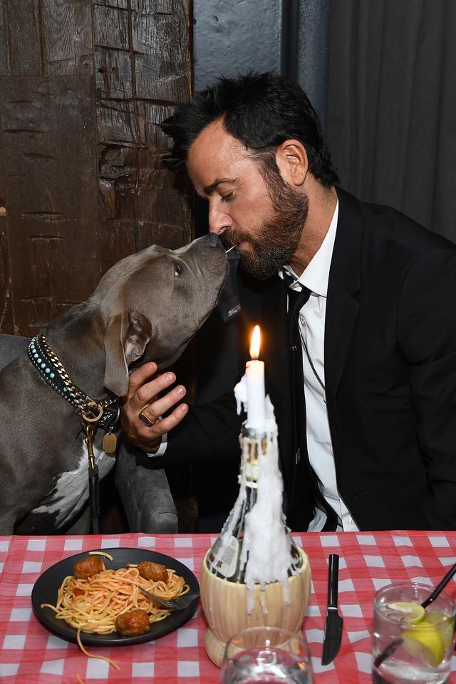 画像3: 愛犬とあの超ロマンチックなシーンを再現
