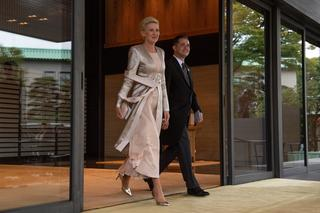 ポーランドのアンジェイ・ドゥダ大統領とアガタ・コルンハウゼル・ドゥダ大統領夫人