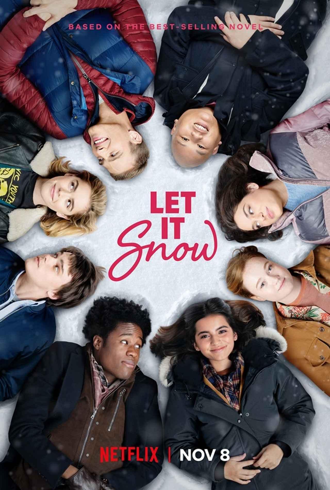 画像: Photo:©Let It Snow/Netflix