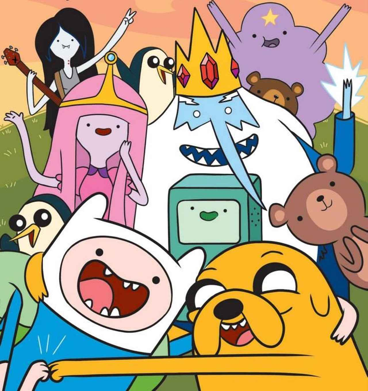 画像2: © Adventure Time/Facebook