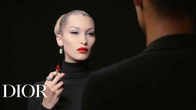 画像: Dior Makeup – Happy and Spooky Rouge Halloween youtu.be