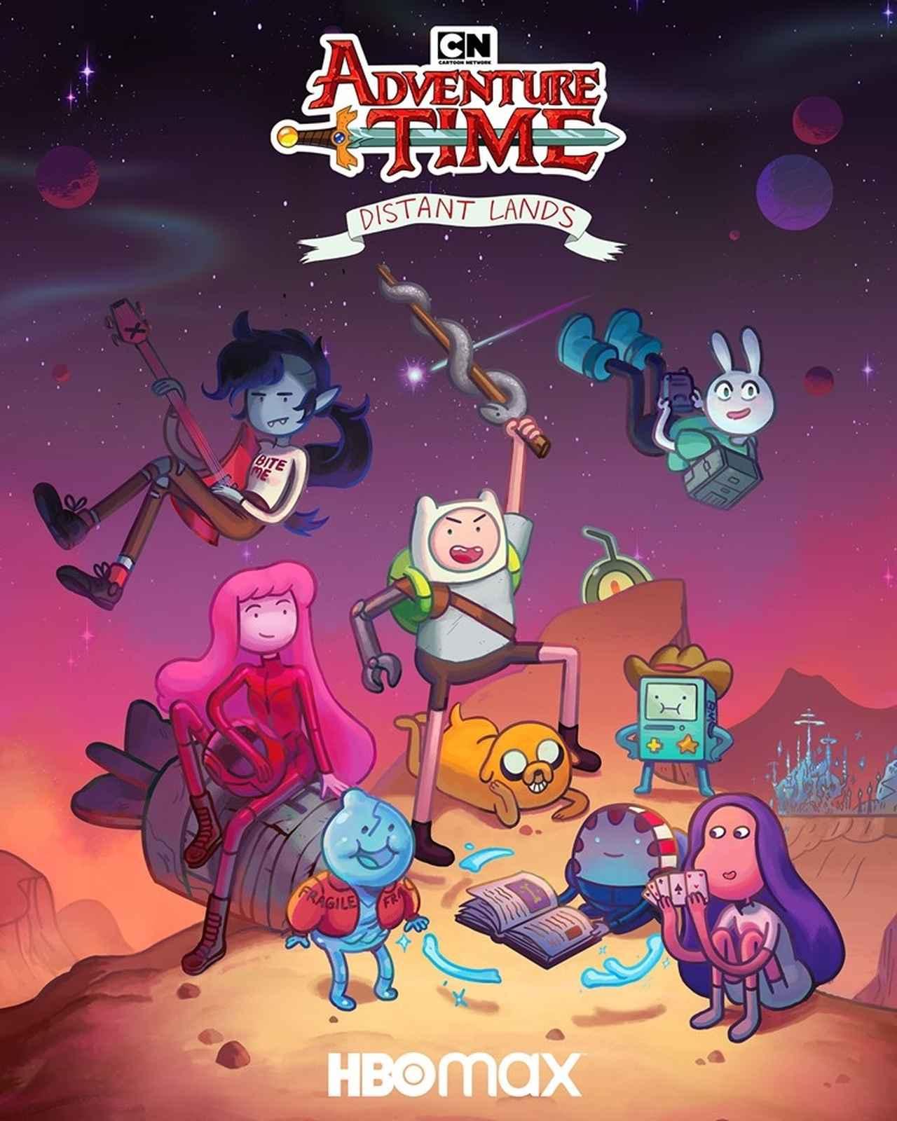 画像1: © Adventure Time/Facebook