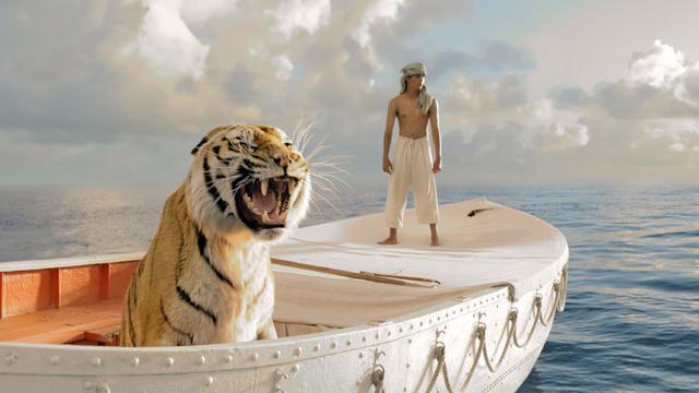画像: 映画『ライフ・オブ・パイ/トラと漂流した227日』より ©FOX 2000 PICTURES