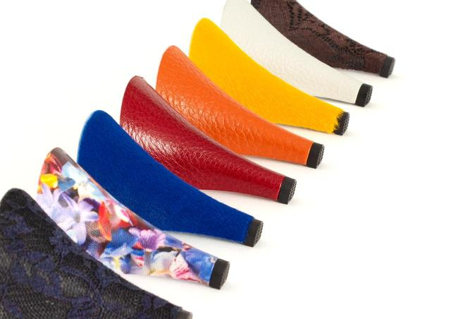 画像4: ファッションの幅が広がる「キセカエヒール」