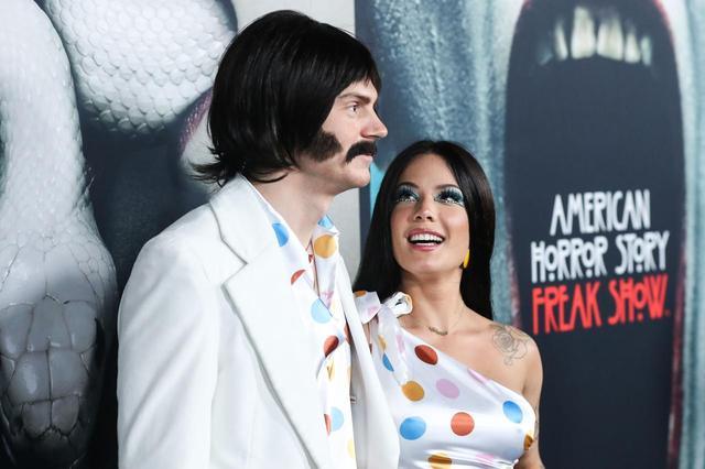 画像1: ホールジー&エヴァンがカップルデビュー