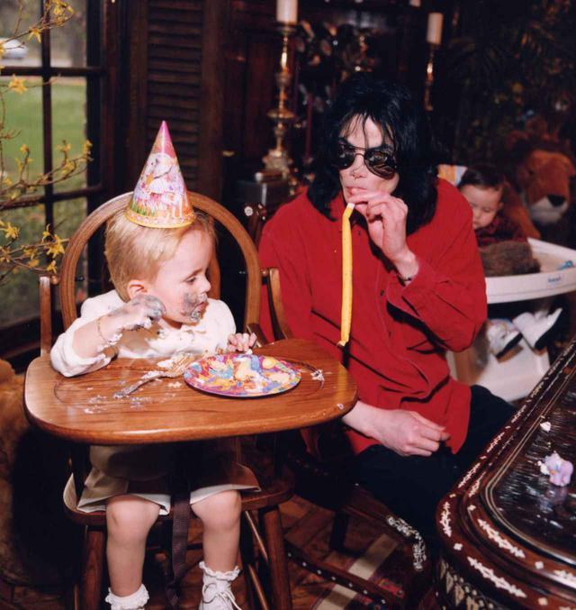 画像3: マイケルから息子への教えとは