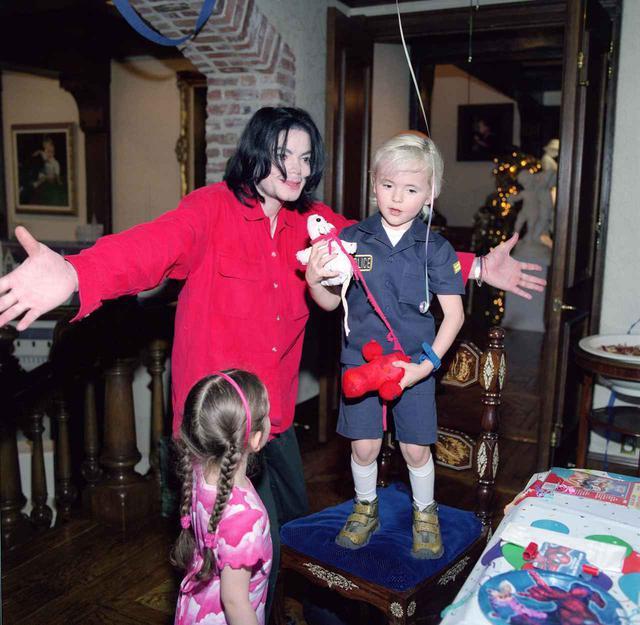 画像2: マイケルから息子への教えとは