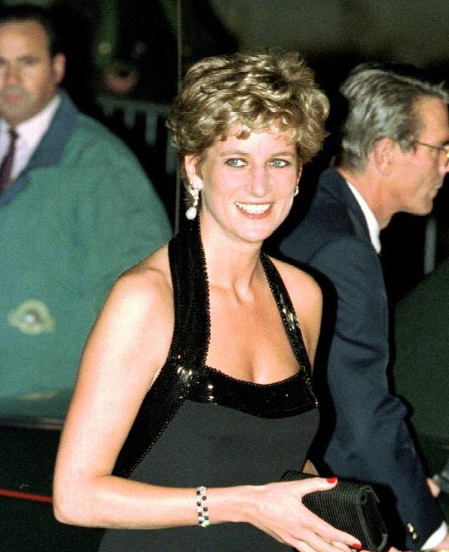 画像: 1994年当時のダイアナ