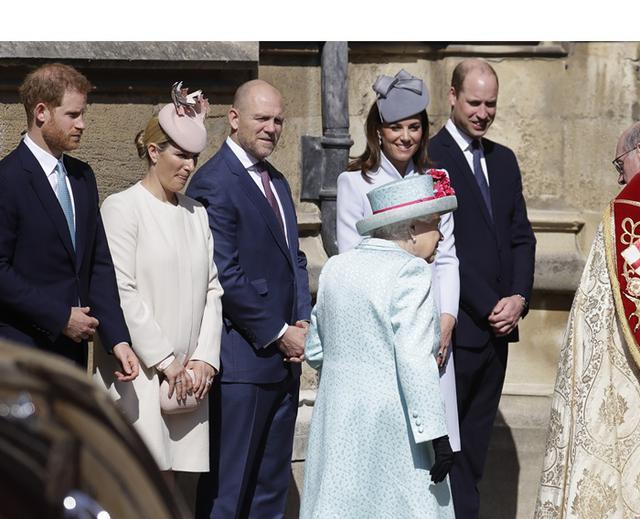 ヘンリー王子以外にもイギリスのロイヤルファミリーが来日