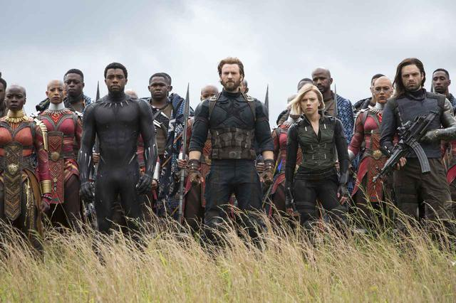 画像1: MARVEL STUDIOS / Album/Newscom
