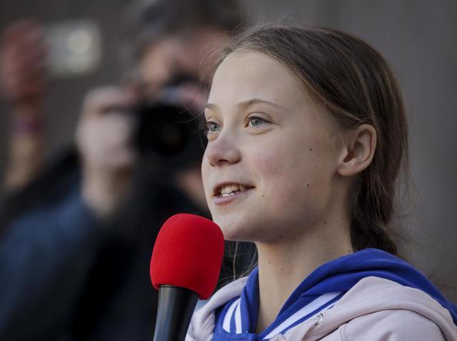 画像1: 世界を変える16歳グレタ・トゥーンベリ
