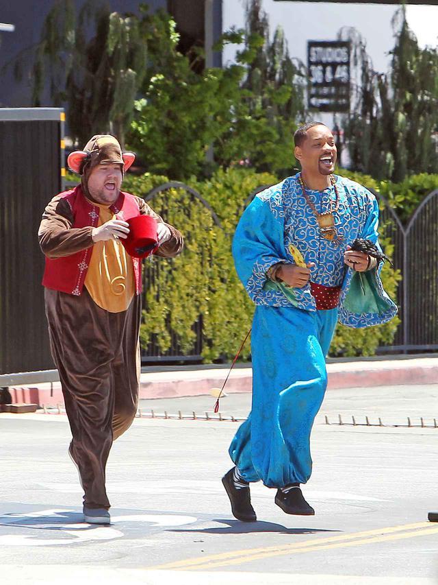 画像2: 「横断歩道ミュージカル」に『アナ雪2』のキャストが