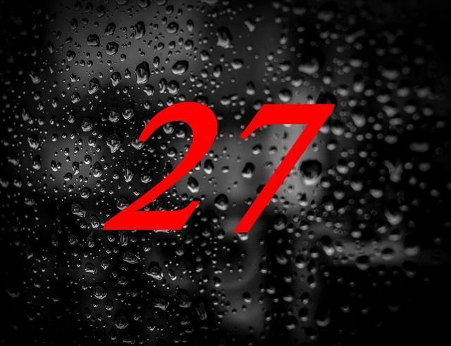 画像: 『IT/イット』と「27」のつながり