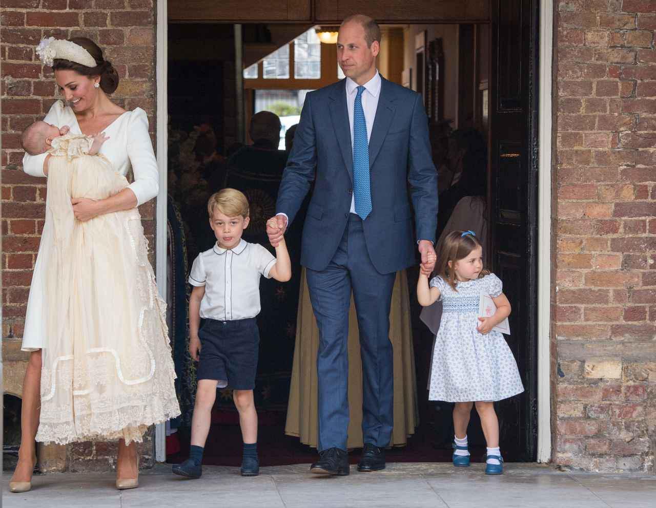 画像1: 3人の子を育てるウィリアム王子