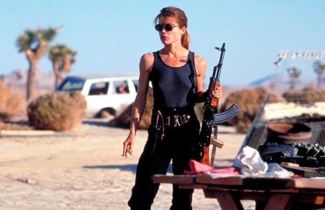 画像: 1991年公開の『ターミネーター2』より。
