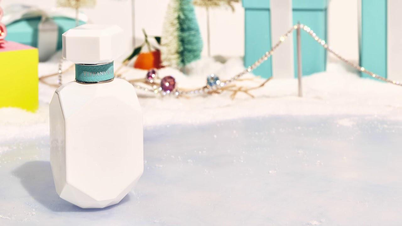 画像: Tiffany & Co.— Holiday 2019 with Tiffany Eau de Parfum Limited Edition youtu.be