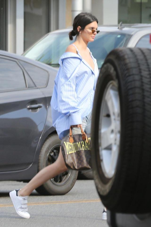 画像1: トップモデルのケンダル・ジェンナー