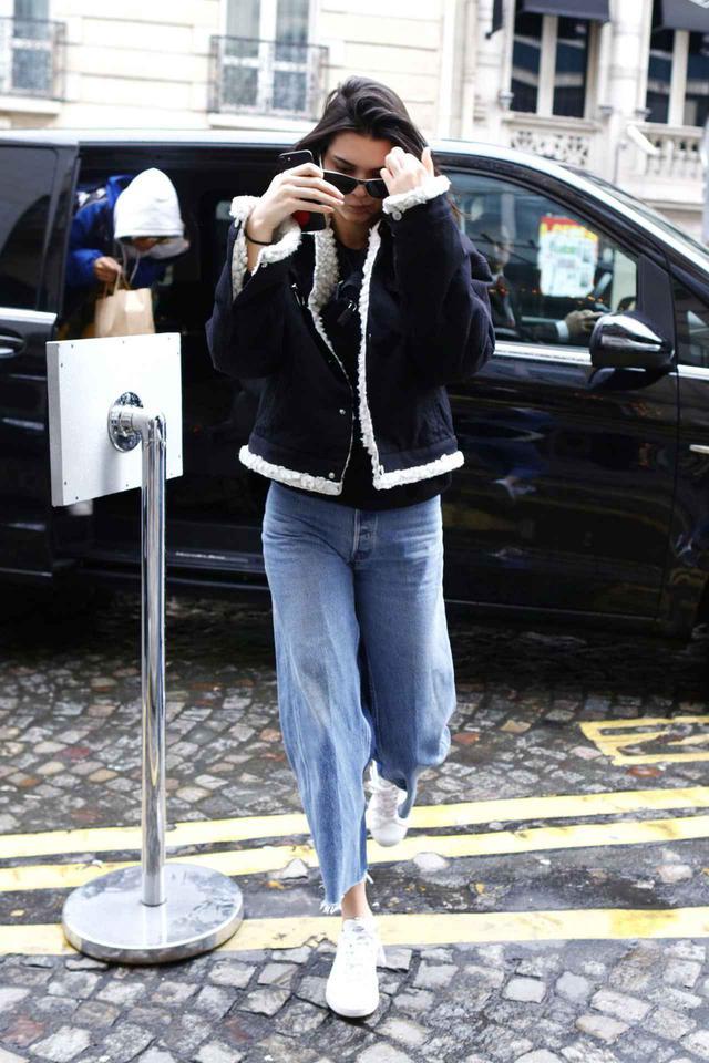 画像3: トップモデルのケンダル・ジェンナー
