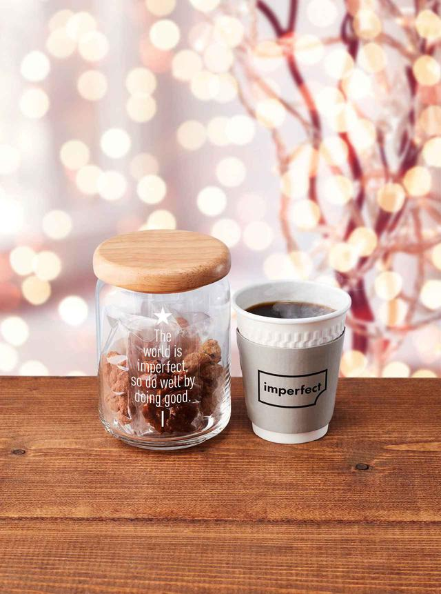 画像1: imperfect表参道、季節限定のコーヒーとホリデーアソート発売