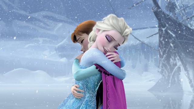 画像: 映画『アナと雪の女王』より。©WALT DISNEY PRODUCTIONS / Album/Newscom