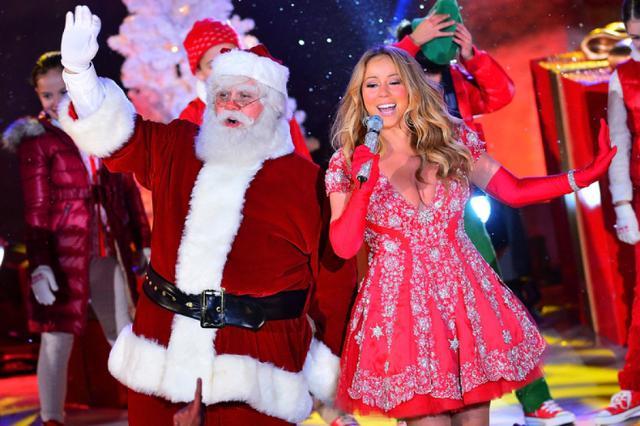 画像: 「クリスマスの女王」との貴重写真