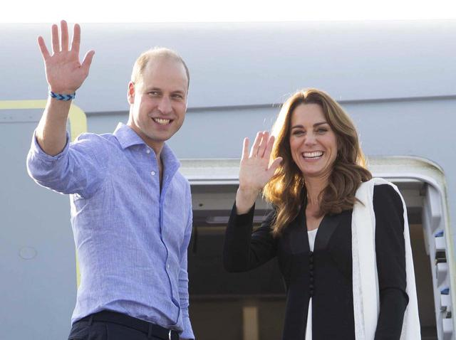 画像1: 結婚9年目の仲良し夫婦ウィリアム王子とキャサリン妃