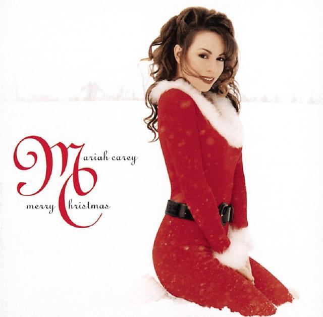 画像: 「恋人たちのクリスマス」が収録された1994年のアルバム『メリー・クリスマス(Merry Christmas)』。