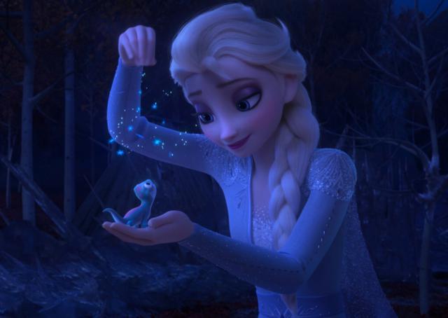 画像: 『アナと雪の女王2』のワンシーン。©DISNEY/ Album/Newscom