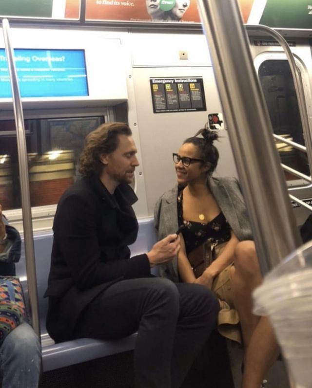 画像2: じつは地下鉄ユーザーのトム