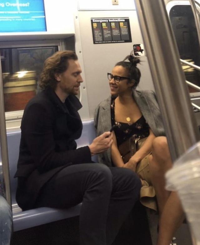 画像3: じつは地下鉄ユーザーのトム
