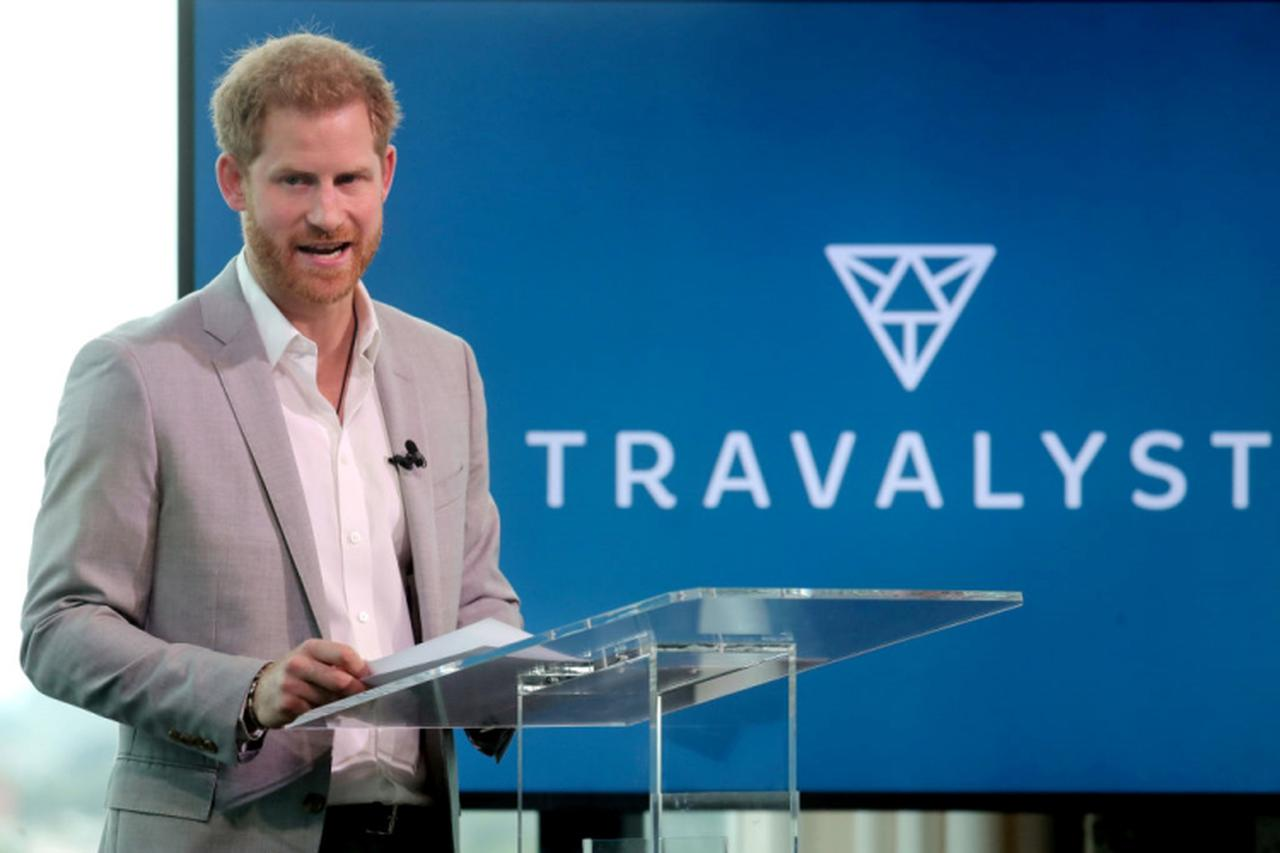 画像: ヘンリー王子はメーガン妃と設立したサセックス・ロイヤル基金の初のプロジェクトとして、環境に配慮したサスティナブルな旅行を推進する『トラバリスト(Travalyst)』の発足を発表している。