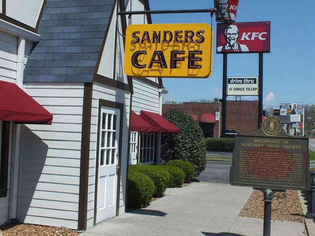 画像2: KFCレシピ誕生地が観光地へ
