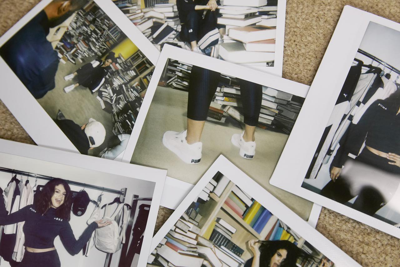 Images : 4番目の画像 - セレーナ・ゴメスとプーマの第3弾コラボには「あの数字」が - フロントロウ