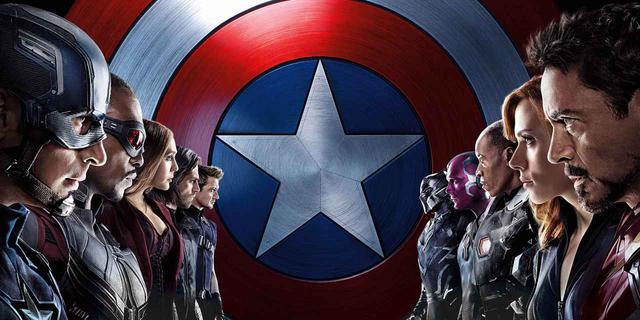 画像: 8位:『シビル・ウォー/キャプテン・アメリカ』(2016)