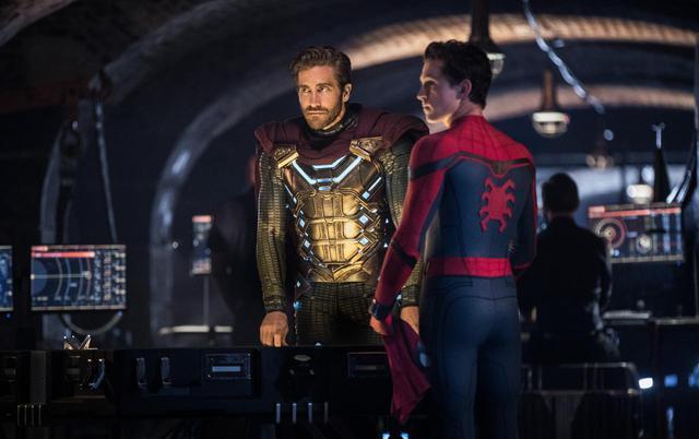 画像: 9位:『スパイダーマン:ファー・フロム・ホーム』(2019)