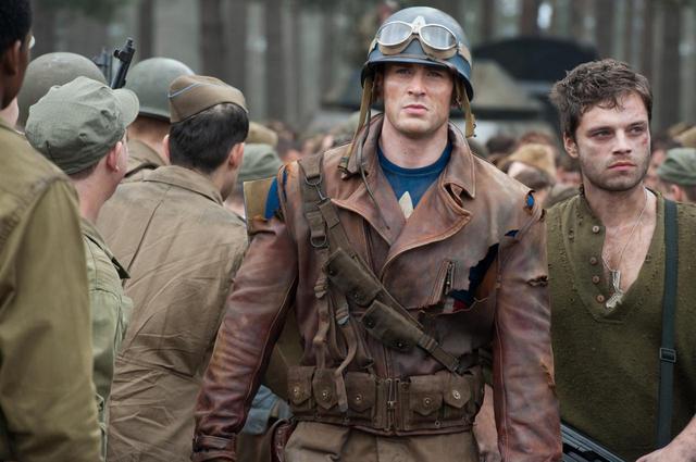画像: 16位:『キャプテン・アメリカ/ファースト・アベンジャー』(2011)