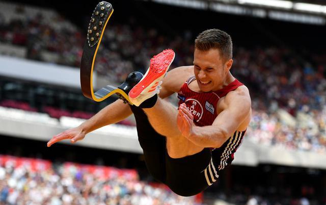 画像1: 障がい者スポーツ、その激戦
