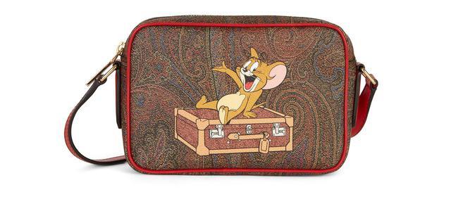 画像1: エトロが「 トムとジェリー 」コラボでネズミ年を祝う