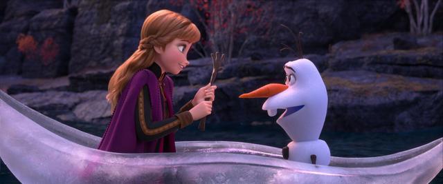 画像: 映画『アナと雪の女王2』より。©WALT DISNEY ANIMATION STUDIOS / Album