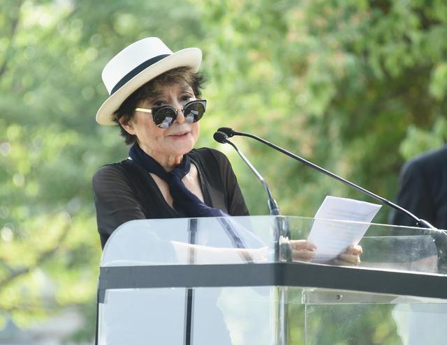 画像: ジョン・レノン命日を追悼