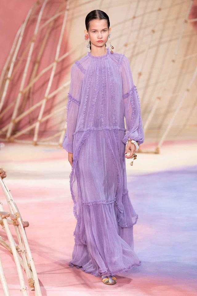画像: ブランドULLA JOHNSON(ウラ ジョンソン)より、ニューヨークファッションウィークにて