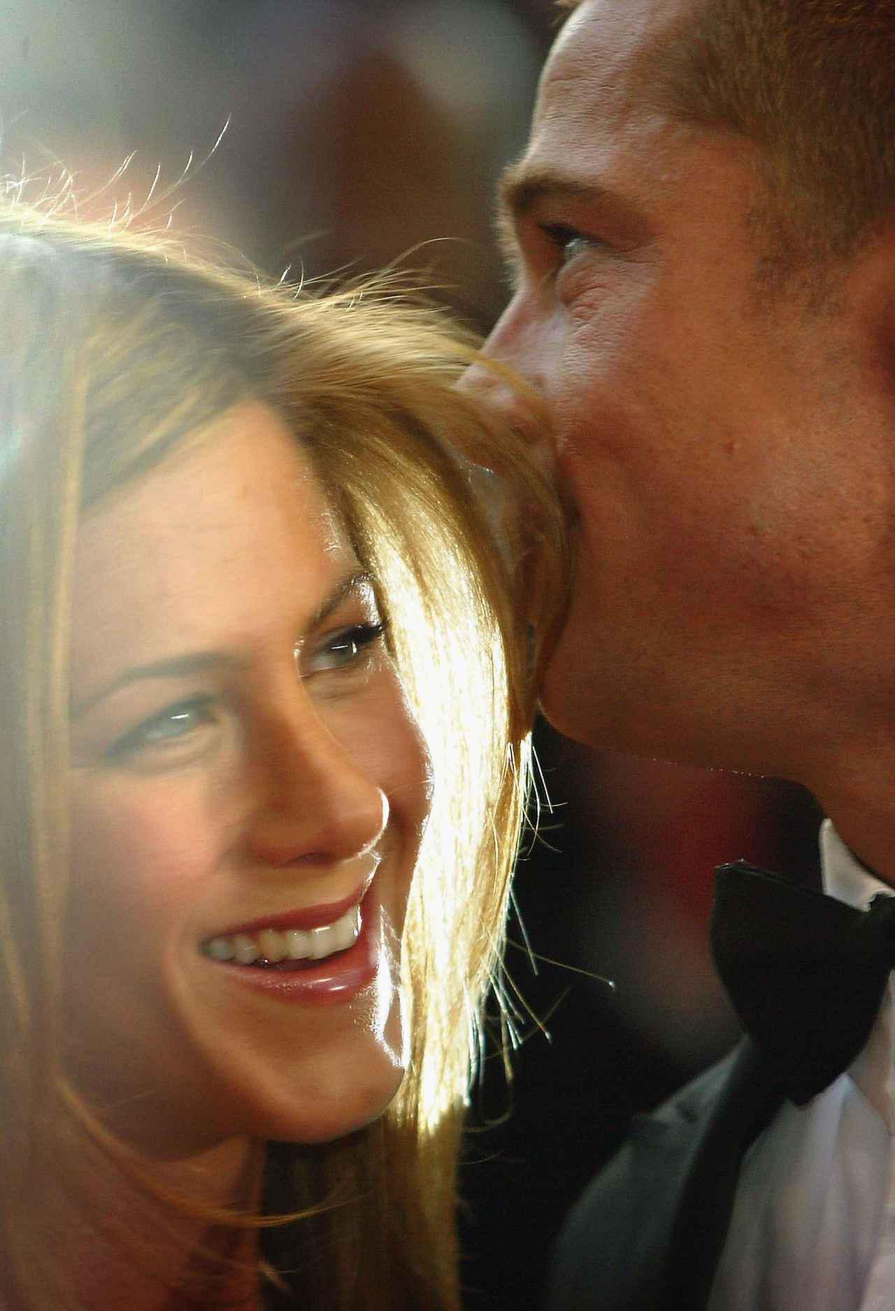 画像1: いまだに人気のブラピとジェニファーの元夫妻