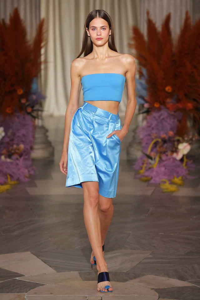 画像: ブランドSTAUD (スタウド)より、ニューヨークファッションウィークにて