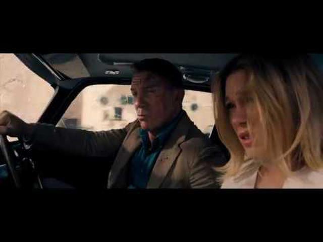 画像: 『007/ノー・タイム・トゥ・ダイ』の場面写真が初解禁!ボンドと天敵の対立シーンが