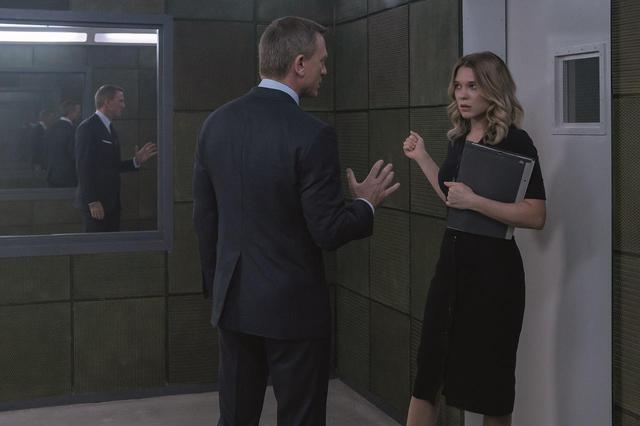 画像2: 『007/ノー・タイム・トゥ・ダイ』の場面写真が解禁
