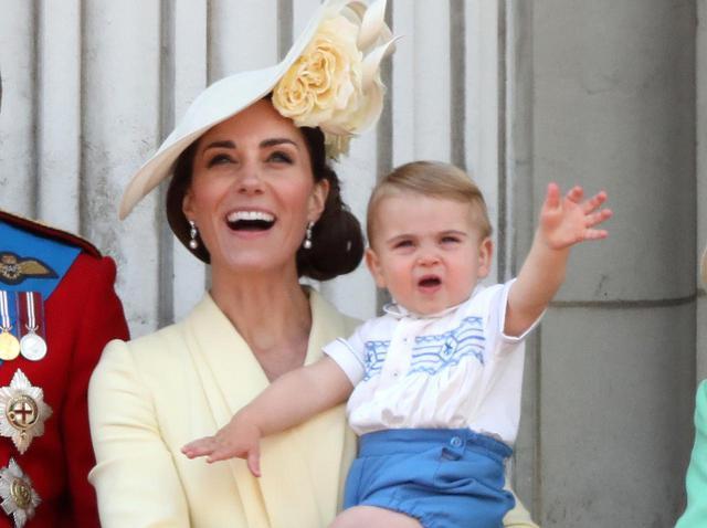 画像: 1歳7ヵ月、ルイ王子の初めての言葉は?