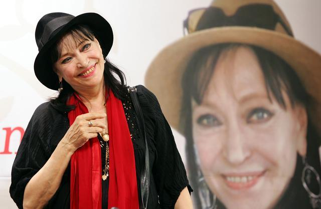 画像: 2008年ごろのアンナ・カリーナ